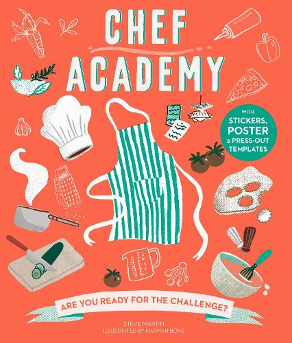 Chef Academy: Are you ready for the challenge? - Academy (Paperback)