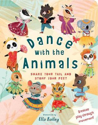 Dance with the Animals (Hardback)