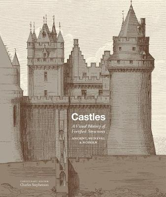 Castles: A visual history of fortified structures (Paperback)