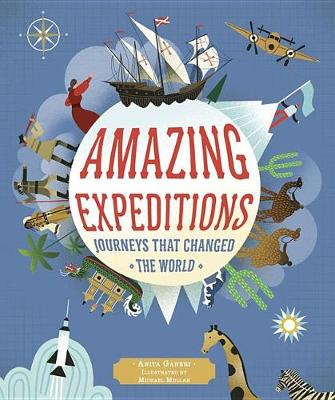 Amazing Expeditions: Journeys That Changed the World (Hardback)