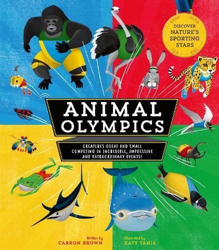 Animal Olympics (Hardback)
