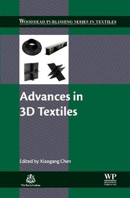 Advances in 3D Textiles - Woodhead Publishing Series in Textiles (Hardback)