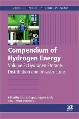 Compendium of Hydrogen Energy: Hydrogen Storage, Distribution and Infrastructure - Woodhead Publishing Series in Energy (Hardback)