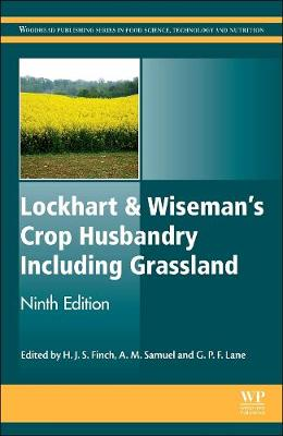 Lockhart and Wiseman's Crop Husbandry Including Grassland - Woodhead Publishing Series in Food Science, Technology and Nutrition (Paperback)