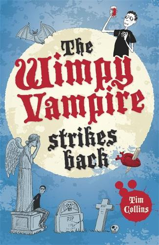 The Wimpy Vampire Strikes Back (Paperback)