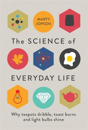 The Science of Everyday Life: Why Teapots Dribble, Toast Burns and Light Bulbs Shine (Hardback)