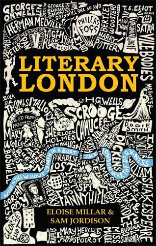 Literary London (Hardback)