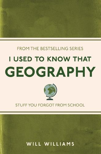 I Used to Know That: Geography - I Used to Know That ... (Paperback)