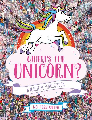 Where's the Unicorn?: A Magical Search and Find Book - Search and Find Activity (Paperback)