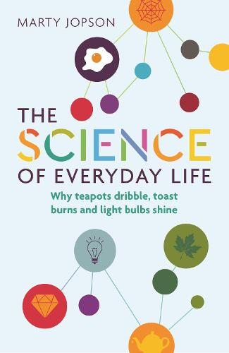 The Science of Everyday Life: Why Teapots Dribble, Toast Burns and Light Bulbs Shine (Paperback)