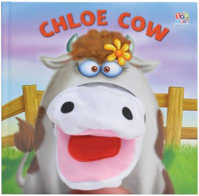 Chloe Cow - Hand Puppet Books