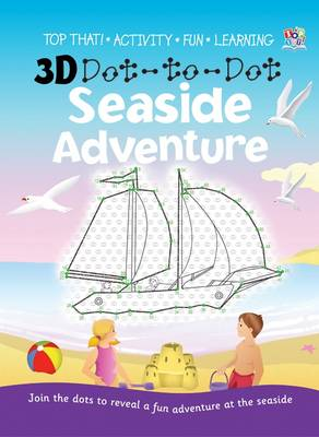 3D Dot-to-dot Seaside Adventure - 3D Dot-to-Dot