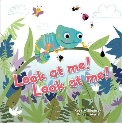 Look at Me! Look at Me! - Picture Storybooks (Paperback)