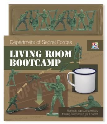 Living Room Bootcamp (Hardback)