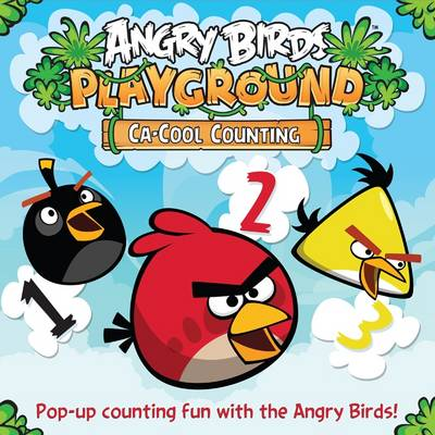 Ca-cool Counting - Angry Birds (Hardback)