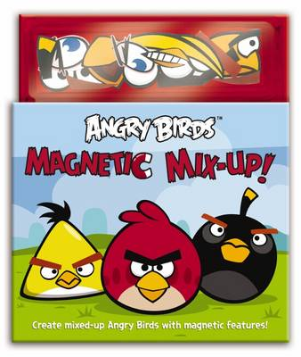 Magnetic Mix-Up! - Angry Birds