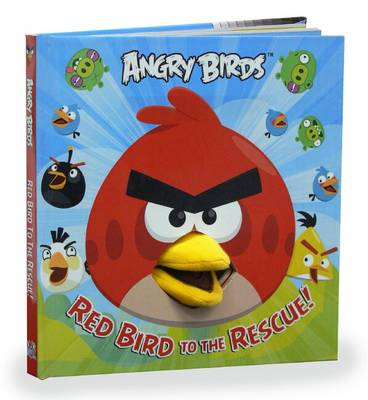 Red Bird to the Rescue! - Angry Birds