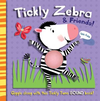 Tickly Zebra and Friends