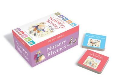 My First Library Box Set Nursery Rhymes (Board book)