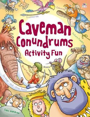 Caveman Conundrums Activity Fun (Paperback)