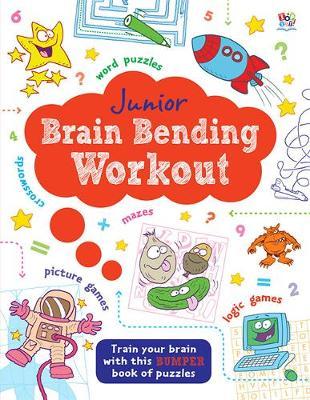 Junior Brain Bending Workout - Junior Brain Workouts (Paperback)