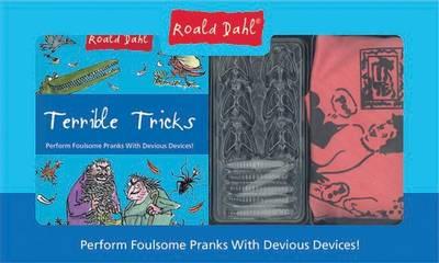 Terrible Tricks - Roald Dahl Boom Box