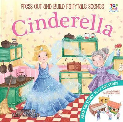 Cinderella - Junior Press Out and Build (Hardback)
