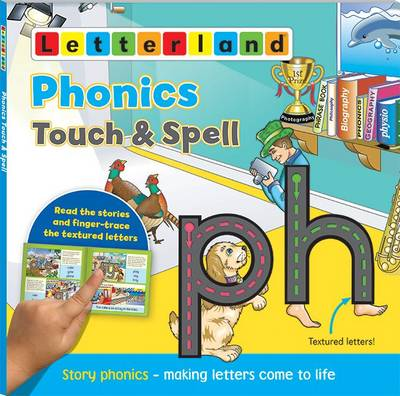 Phonics Touch & Spell (Paperback)