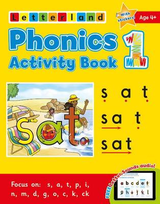 Phonics Activity Book 1 (Paperback)