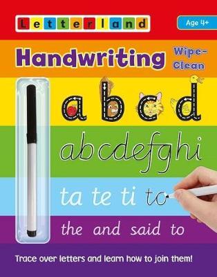 Handwriting Wipe-Clean (Paperback)
