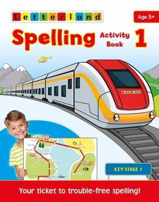 Spelling Activity Book 1 - Spelling Activity Books 1-4 1 (Paperback)
