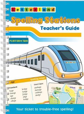 Spelling Stations 2 - Teacher's Guide (Spiral bound)