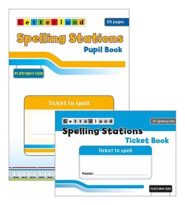 Spelling Stations 2 - Pupil Pack