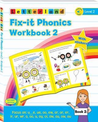 Fix-it Phonics - Level 2 - Workbook 2 (2nd Edition) (Paperback)