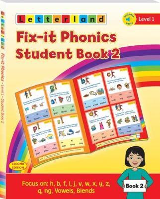 Fix-it Phonics - Level 1 - Student Book 2 (2nd Edition) (Paperback)