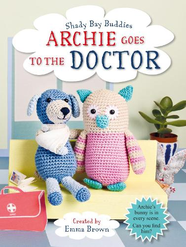 Shady Bay Buddies: Archie Goes to the Doctor (Paperback)