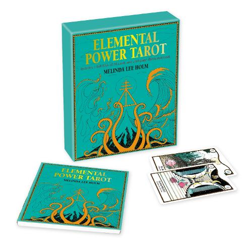 Elemental Power Tarot: Includes a Full Deck of 78 Cards and a 64-Page Illustrated Book