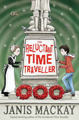 The Reluctant Time Traveller - Kelpies 2 (Paperback)