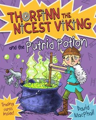 Thorfinn and the Putrid Potion - Young Kelpies 8 (Paperback)