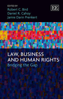 Law, Business and Human Rights: Bridging the Gap (Hardback)