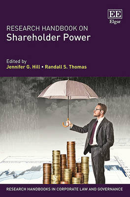Research Handbook on Shareholder Power - Research Handbooks in Corporate Law and Governance Series (Hardback)