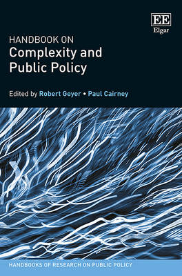 Handbook on Complexity and Public Policy - Handbooks of Research on Public Policy Series (Hardback)