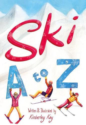 Ski A-Z: An Illustrated Guide to Skiing (Hardback)