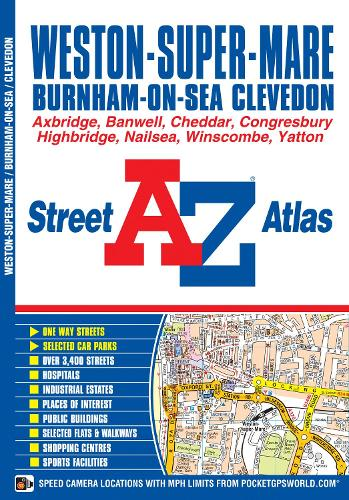 Weston Super Mare Street Atlas (Paperback)