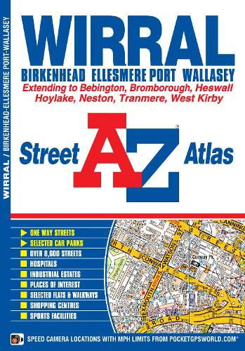 Wirral Street Atlas (Paperback)