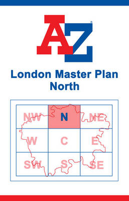 London Master Map - North (Sheet map, flat)