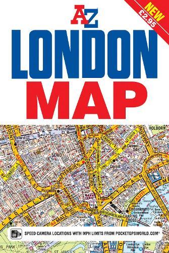 London Map (Sheet map, folded)