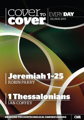 Cover to Cover Every Day - July/August 2013 (Paperback)