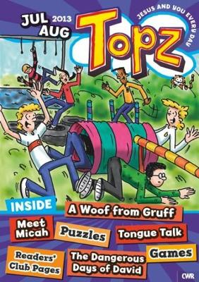 Topz - July/August 2013 (Paperback)