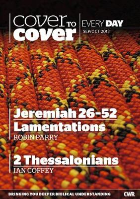 Cover to Cover Every Day Sep/Oct 2013 (Paperback)